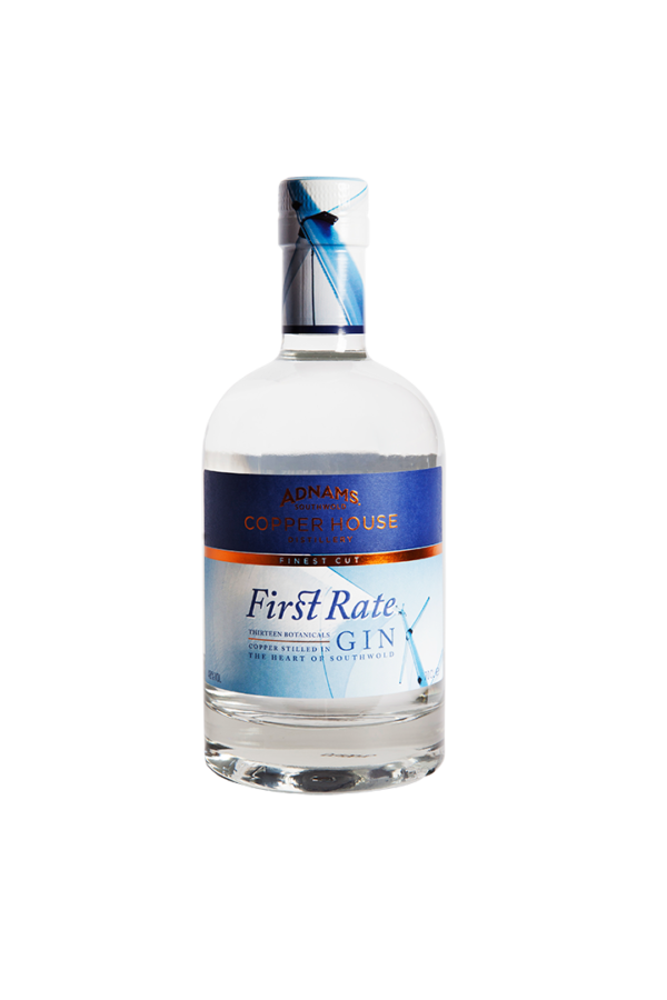 First Rate Gin, Adnams Southwold 1