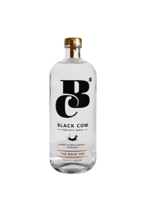 Black Cow Vodka, Pure Milk Vodka, Dorset
