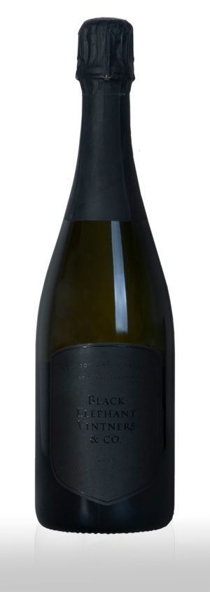 Black Elephant Vintners, MCC Brut, Franschhoek, South Africa, NV