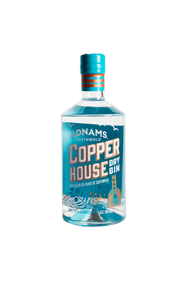 Copper House Dry Gin, Adnams 1