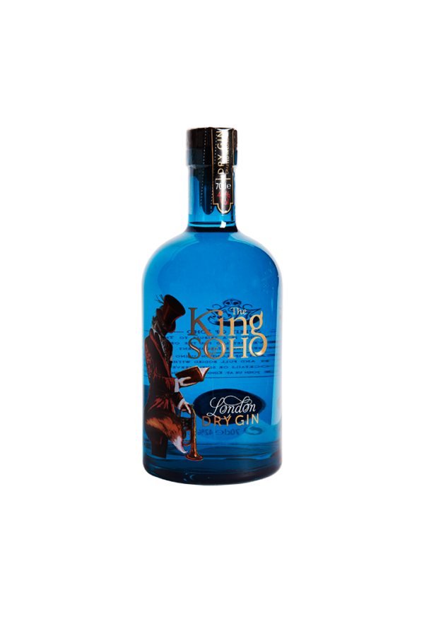 The King of Soho, London Dry Gin 1