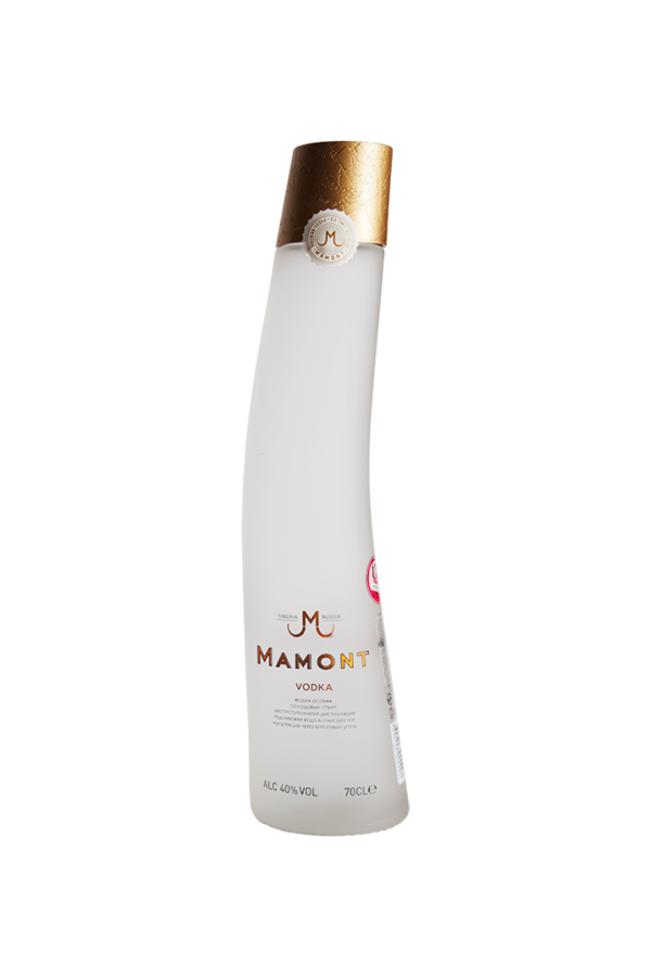 Mamont Vodka, Russia 1