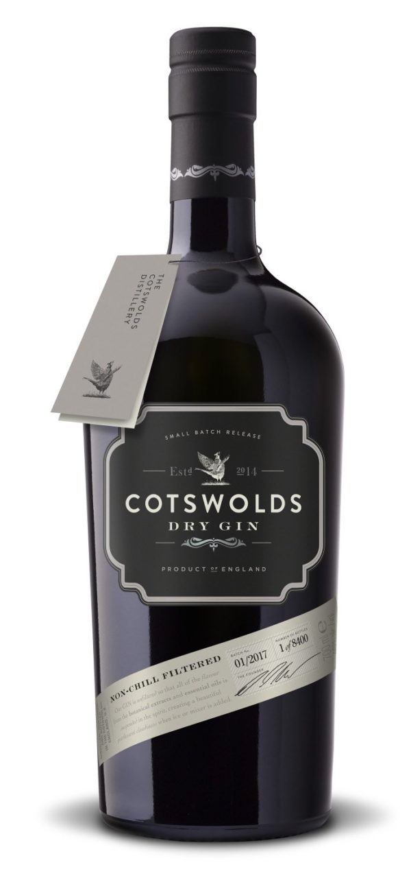 Cotswolds Dry Gin – 200ml 1