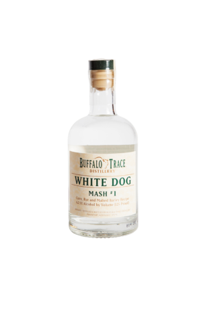White Dog White Whiskey, Buffalo Trace Distillery, Kentucky