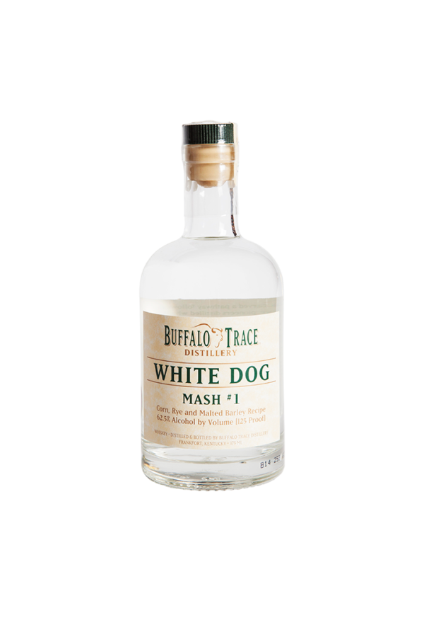 White Dog White Whiskey, Buffalo Trace Distillery, Kentucky 1