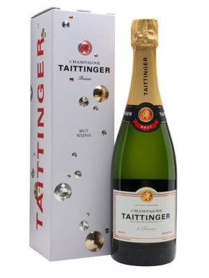 6 x Taittinger, Brut Reserve, Reims, Champagne, France, NV