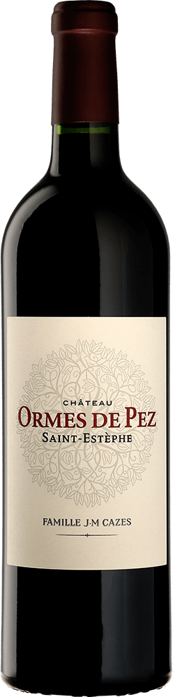 Chateau Ormes de Pez, Saint Estephe, Bordeaux, France, 2009