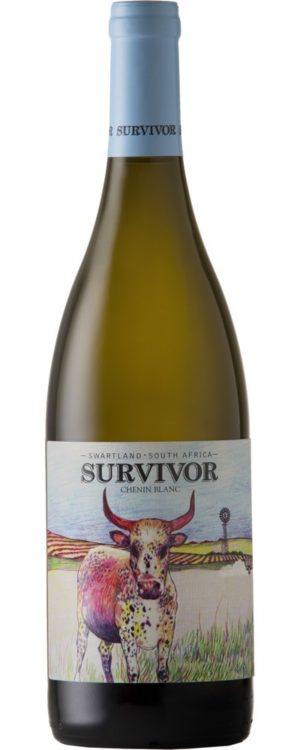 Survivor, Chenin Blanc, Swartland, South Africa, 2018
