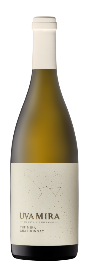 Uva Mira Mountain Vineyards, The Mira Chardonnay, Stellenbosch, South Africa, 2017