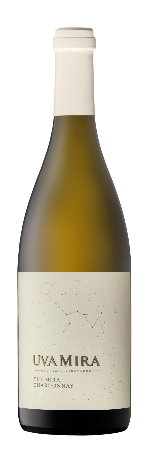 Uva Mira Mountain Vineyards, The Mira Chardonnay, Stellenbosch, South Africa, 2017 1